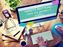 Creo siti web restyling siti web agency
