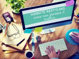 Creo siti web restyling responsive motori di ricerca seo