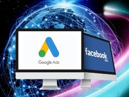 campagne pubblicitarie google facebook ads